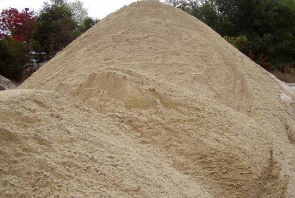 На Бережанщині незаконно видобували будівельний пісок