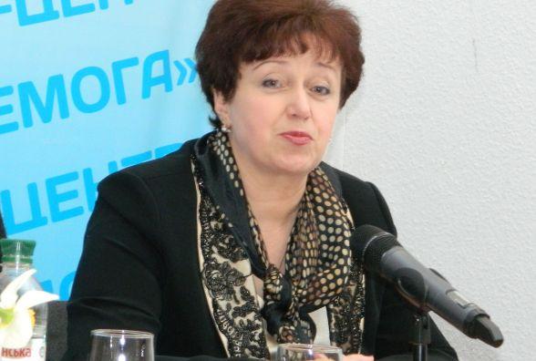 Поліція перевіряє, чи фальшивий диплом у Марії Баб'юк (оновлене)