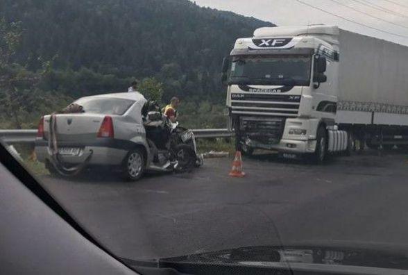 Жінка з Гусятинщини загинула в аварії на Івано-Франківщині