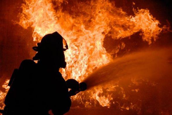 У вогні загинув 59-річний житель Зборова