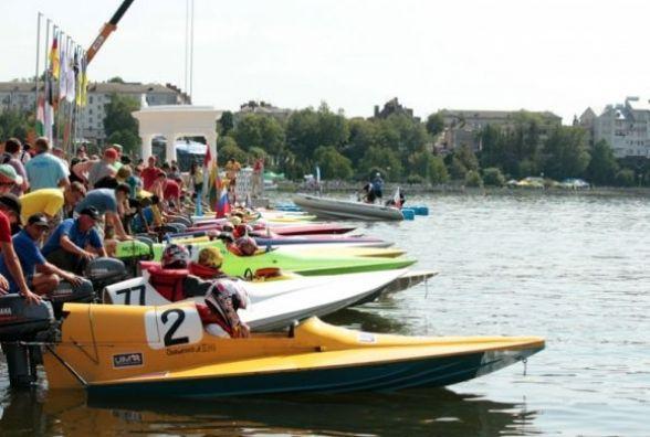 Чому 25-27 серпня  та Тернопільському Ставі не ходитимуть катер чи яхти