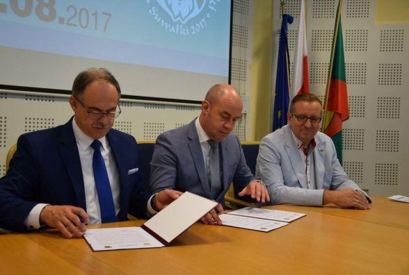 Тернопіль та Сувалки (Польща) стали партнерами