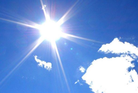Погода в Тернополі: 12 серпня, ясно, +32°