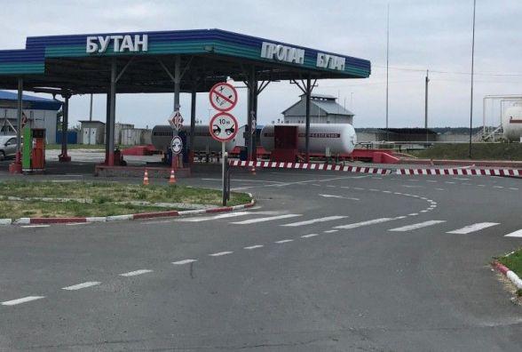 На автозаправках Тернополя дефіцит газу