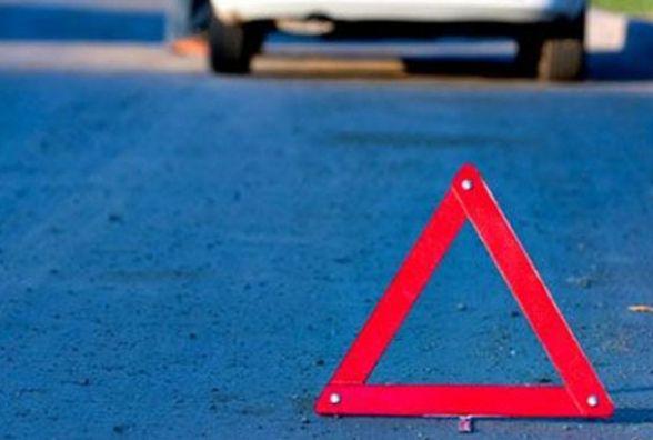 У аваріях на Тернопільщині постраждало п'ятеро людей