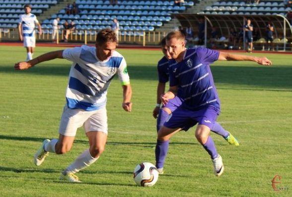 Тернопільщина втратила професійну футбольну команду