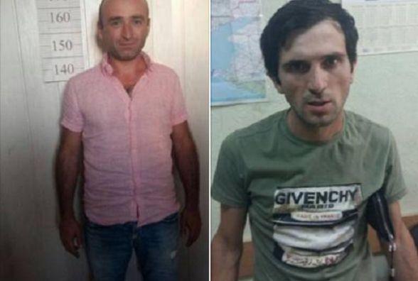 Поліція просить допомогти розшукати двох кавказьких злочинців