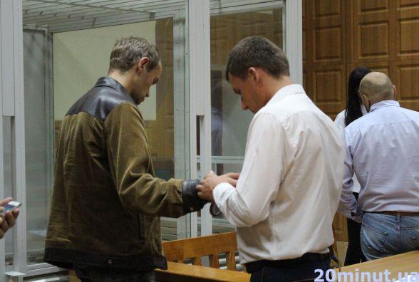 Чоловік, якого підозрюють у вбивстві жінки на побаченні, в суді просив про домашній арешт (ОНОВЛЕНО)