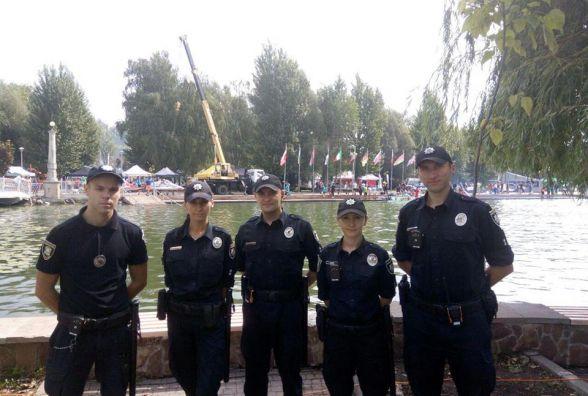Патрульна поліція Тернополя працює в посиленому режимі