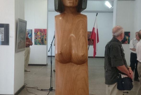 В арт галереї Тернополя – 60 картин польських митців