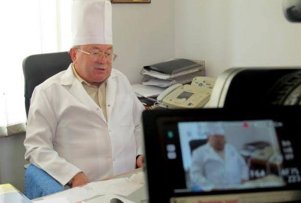 Помер головний лікар шкірвердиспансеру Олександр Хара (оновлено)