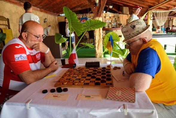 Тернополяни взяли участь у чемпіонаті світу з шашок-100