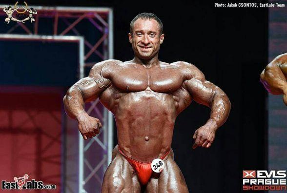 Бодібілдер Олег Кривий став чемпіоном міжнародного фітнес-турніру
