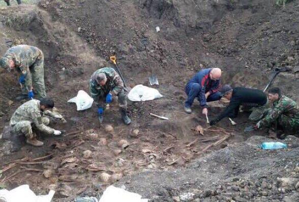 На Чортківщині виявили масове захоронення воїнів та активістів УПА