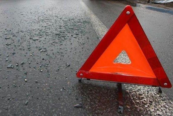 Водій з Тернополя збив на смерть пішохода на Львівщині