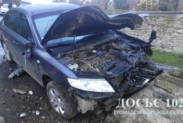 На Бучаччині водій збив студента і втік. Хлопець помер у лікарні