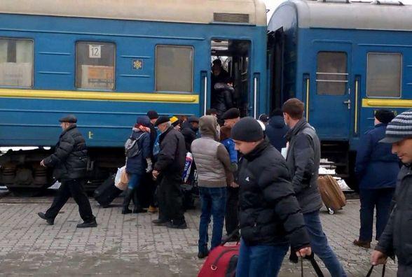 «Укрзалізниця» просить тернополян повернути квитки на потяг Львів – Москва