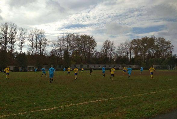Тернопільські студенти розгромили суперника в футбольній лізі