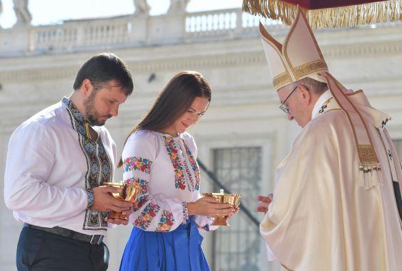 За підтримки Ігоря Гуди у Ватикані Коронували Ікону Зарваницької Богородиці (прес-служба)