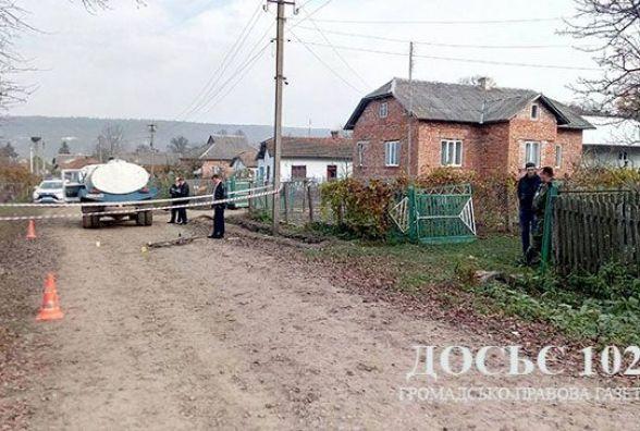 На Бережанщині під колесами молоковоза загинув 10-річний хлопчик