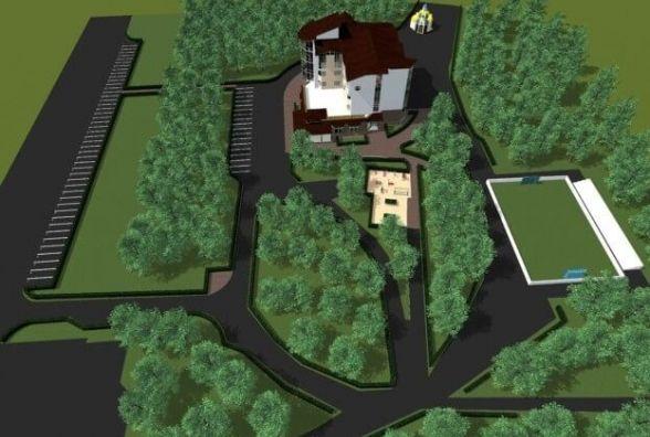 Будівельні роботи в парку Нацвідродження можуть припинити