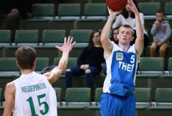 """Баскетбольний клуб """"Тернопіль"""" обмінявся перемогами з """"Дідібао"""""""