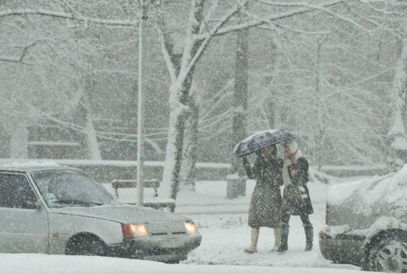 Водії, подбайте про зимову гуму для своїх авто!