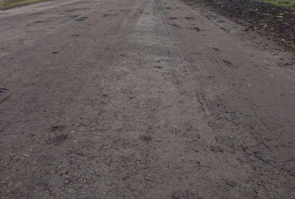 На Тернопільщині фермериболотом нищать дороги. Активісти організували флешмоб