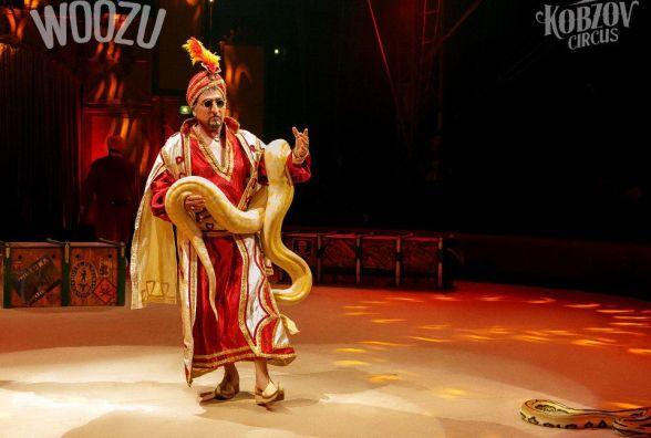Усі розваги у Тернополі на вихідні: концерти DETACH і Panivalkova та вистави цирку «Кобзов»