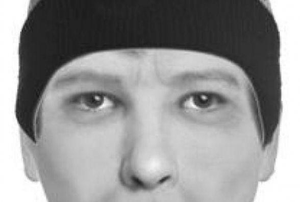 Чоловік з пістолетом напав і пограбував 18-річну тернополянку. Поліція розшукує злодія (фоторобот)