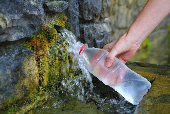 З яких джерел біля Тернополя не можна пити воду
