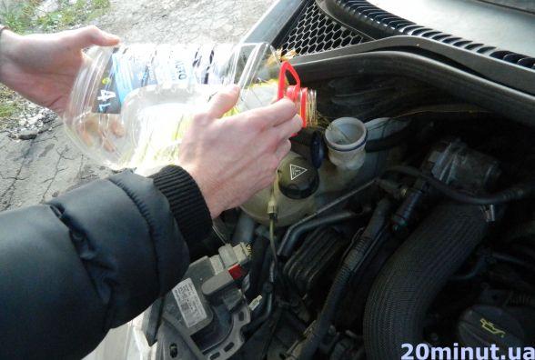 Які автомобільні омивачі скла є небезпечними для водіїв та пасажирів