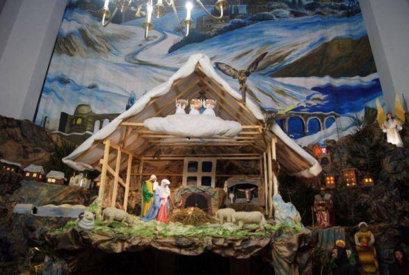 У Тернополі обиратимуть кращі макети Різдвяної шопки