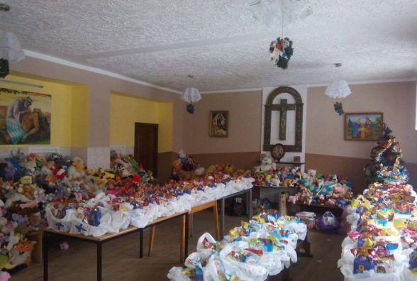 Збирають подарунки! П'ять акцій у Тернополі до свята Миколая