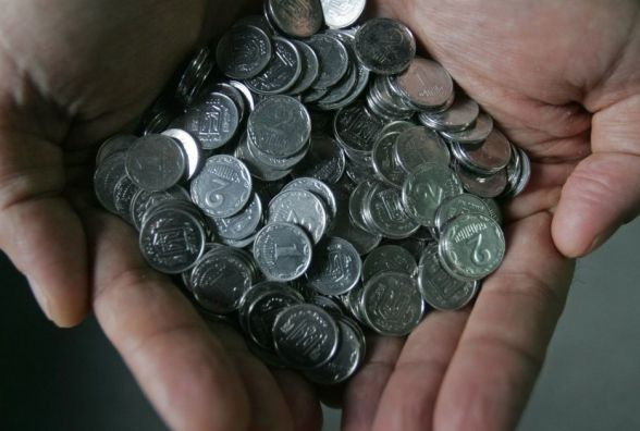 Монет номіналом в 25, 5, 2 та 1 копійок скоро не буде