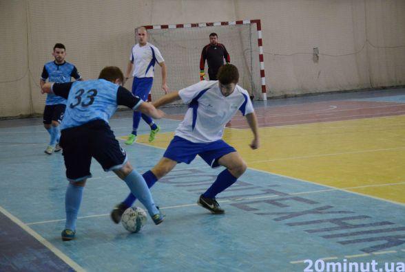 У Тернополі стартував новий сезон футзальної ліги