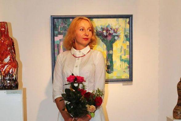 У Bunkermuz gallery Маріанна Вахняк покаже свої «відЧУТТЯ»