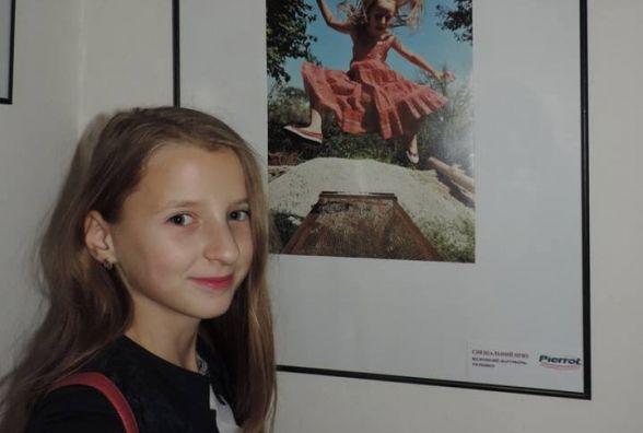 Фото 11-річної тернополянки потрапило в 15-ку кращих зі всієї України