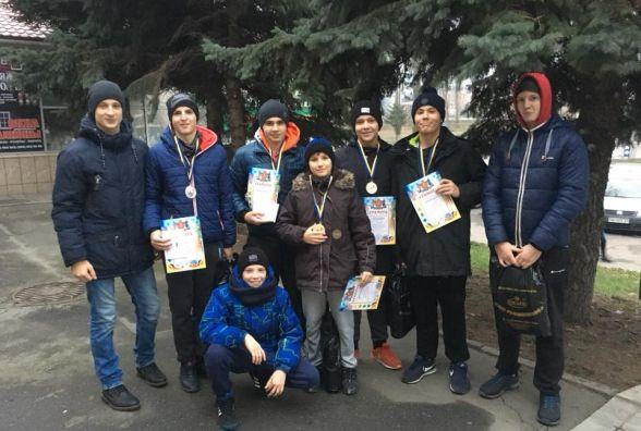 П'ять нагород здобули тернопільські борці у Вінниці