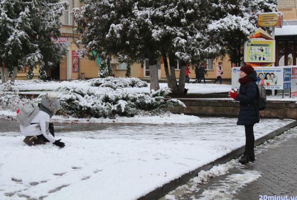 Погода на 27 листопада: буде дощ зі снігом, обережно на дорогах!
