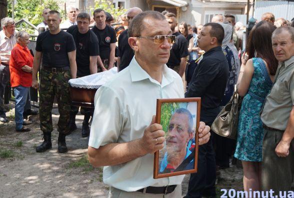Поки шукають замовника вбивства активіста Ващенка, виконавці злочину заговорили у суді