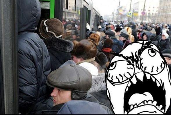 «Злий рейтинг»: хто вас найбільше дратує в громадському транспорті Тернополя?