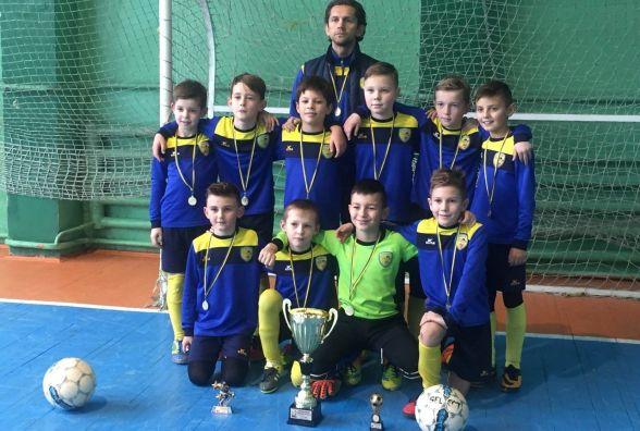 Тернопільські футболісти перемогли на Різдвяному турнірі у Львові
