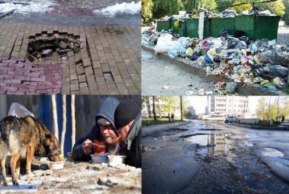 Складаємо рейтинг найбільших проблем у Тернополі. Проголосуйте