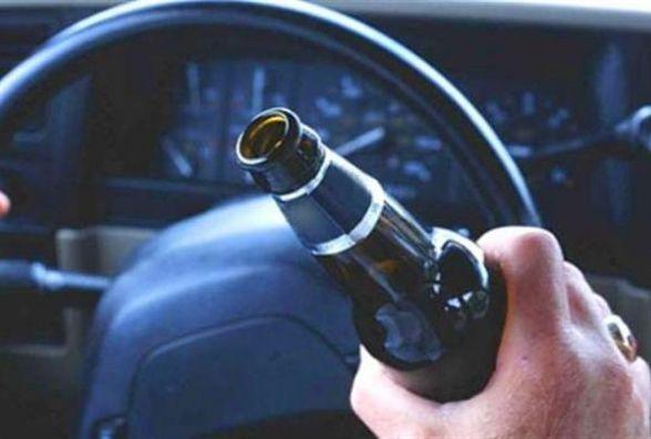 Вночі спіймали водія мікроавтобуса напідпитку: він заплатить штраф 10 тис. грн