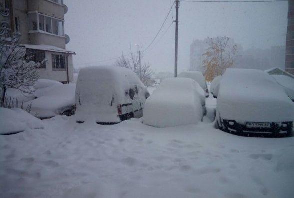 Уже відомо, коли прийдуть сильні морози, а коли справжній лапатий сніг