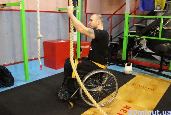 """Спортсмени, які втратили кінцівки, покажуть свою силу на """"Іграх героїв"""""""