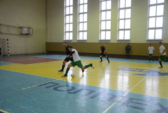 У Тернополі проведуть чемпіонат області з футзалу серед ветеранів