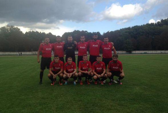 Дві футбольні команди з Тернопільщини зіграють на Меморіалі Юста