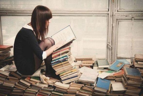 Читаю, бо мені це подобається